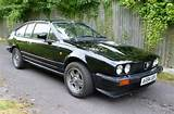 1983 Alfa Romeo Alfetta Gtv6 3 0 Litre Sold By Auction