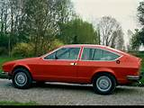 Unveiled Within 1974 Because Alfa Romeo Alfetta Gt At First Accessible