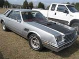 Dodge Mirada 1982 Very Straight Body No Rust Dings Or Dents Pictures