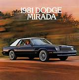 On The Mirada Brochure Images Courtesy Of Old Car Brochures