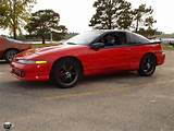Picture Of 1991 Eagle Talon 2 Dr Tsi Turbo Awd Hatchback