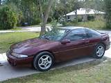 Picture Of 1992 Eagle Talon 2 Dr Tsi Turbo Awd Hatchback